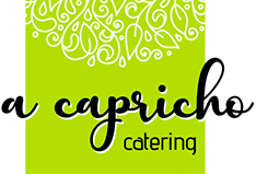 A Capricho Catering Logo